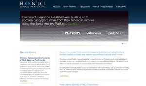 Las revistas Playboy y Rolling Stone, en plataformas html5