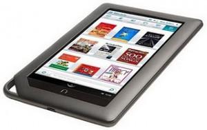 Barnes & Noble lanza Nook Tablet