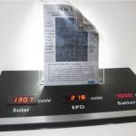 papel electrónico_energia solar