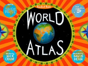 Barefoot Books y Touch Press lanzan el libro-aplicación World Atlas para iPad