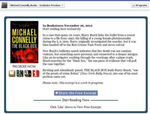 Hachette lanza ChapterShare, aplicación de Facebook para leer y compartir extractos de libros