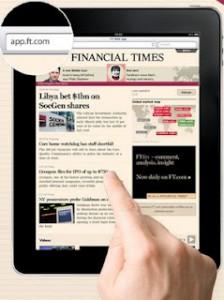 El <em>Financial Times</em> abandona las aplicaciones para iPad y iPhone en favor de la aplicación web