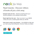 Nook for the web