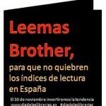 Día de las librerías_2012_Leemas Brother