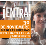Da de las libreras 2012