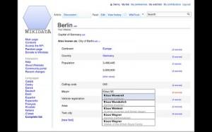 Wikimedia lanza Wikidata