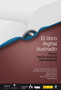 """Jornada """"El libro digital ilustrado: pasos hacia nuevos paradigmas"""""""