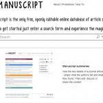 minimanuscript