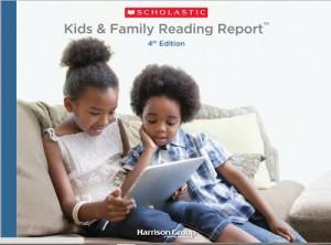 El número de niños que lee libros digitales se ha duplicado desde 2010 en Estados Unidos