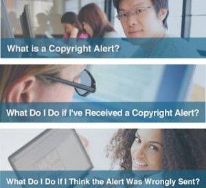 Copyright Alert System, nuevo sistema antipirateo digital en EEUU