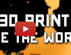 ¿Cambiará el mundo la impresión 3D?