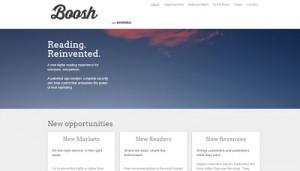 Se lanza Boosh, aplicación móvil para compartir libros y difundirlos mediante marketing viral
