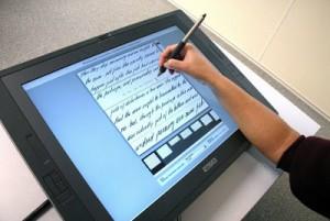 tranScriptorium, un sistema que transcribe automáticamente textos manuscritos antiguos