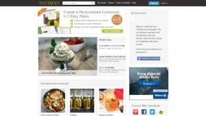 Creando libros de cocina personalizados con TasteBook