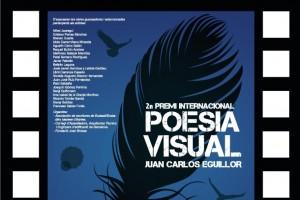 2º premio de Poesía Visual Juan Carlos Eguillor