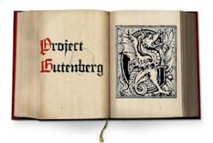 El Proyecto Gutenberg: la primera biblioteca digital mundial