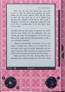 Reader Harlequin Bundle, el Sony más rosa