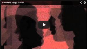 Under the Poppy: un vídeo efectista para promocionar una novela por Internet