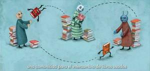 La magia de intercambiar libros en un click