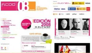 FICOD 2008: ponentes de lujo