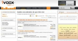 Quelibroleo.com y la recomendación de lecturas vía audio