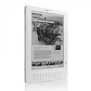 La competencia del Kindle DX en el mercado de los libros de texto