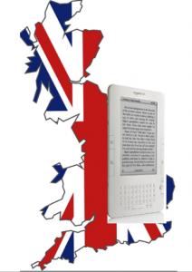 ¿Entrará el Kindle en Europa por la puerta del Reino Unido?