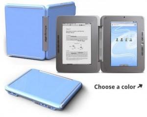 enTourage EdGe, un nuevo libro electrónico con doble pantalla e-Ink y LCD