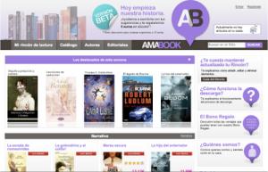Nace Amabook, una nueva plataforma de distribución de libros digitales en castellano