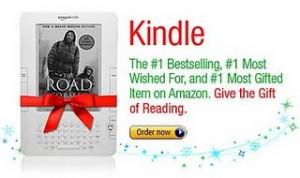 Amazon ha vendido más libros digitales que libros impresos durante la campaña de Navidad