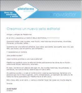 Crowdsourcing editorial: Plataforma busca nombre para su nuevo sello