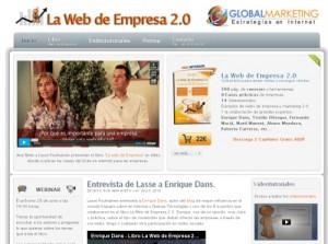 El editor actual: lecciones en tecnología y marketing online