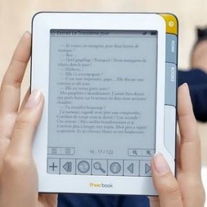 Fnac lanza un libro electrónico con marca propia, el FnacBook