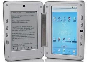 Entourage Edge lanza Pocket Edge, un libro electrónico con doble pantalla de tamaño reducido