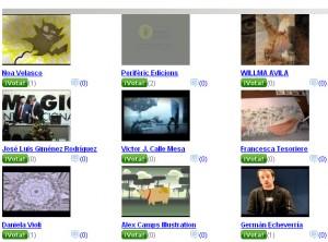 """Concurso de vídeopresentaciones """"Imagen sin Límite"""""""
