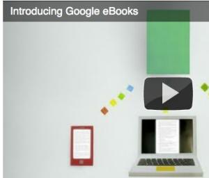 Google lanza Google eBooks, una librería de libros digitales en la nube