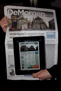 Apple pone a raya a los grupos mediáticos belgas