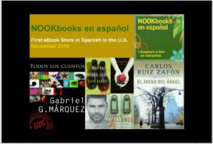 Por qué vender libros digitales en español en EEUU y cómo lograrlo en ocho meses