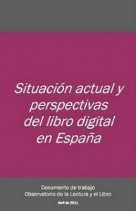 Situación actual y perspectivas del libro digital en España