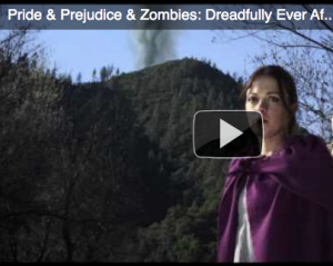 <em>Pride and Prejudice and zombies</em> y sus booktrailers (o librotrailers)