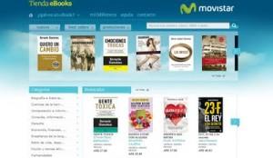 Telefónica lanza en Argentina su primera tienda de libros digitales