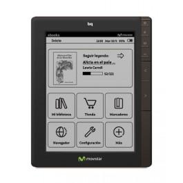 Plataformas de agregación y distribución de contenidos digitales: Movistar Ebook, de Telefónica