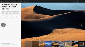 Fotopedia lanza una revista digital y adapta su web a HTML5
