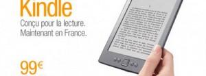 La librería Kindle ya está operativa en Francia