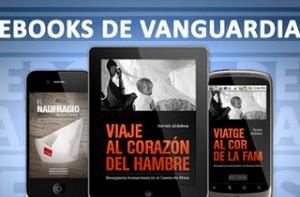La Vanguardia lanza su propia editorial de libros digitales