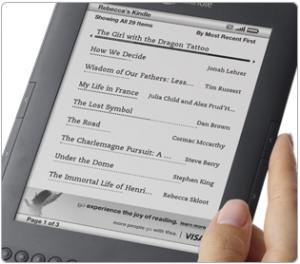 Kobo Touch with Offers, o compre su ereader más barato a cambio de publicidad insertada