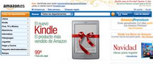 Amazon estrena tienda de libros Kindle en España y en Italia