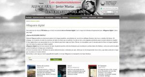 Nace Alfaguara Digital