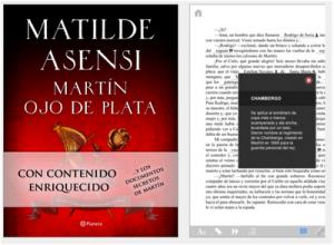 Planeta lanza el primer libro enriquecido para iPad
