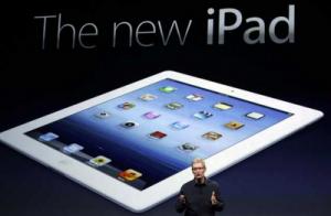 """Apple: nuevo iPad, """"censura"""" y hackers de libros electrónicos"""